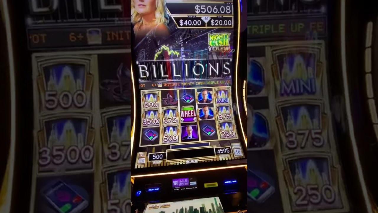 Billions Slot Machine